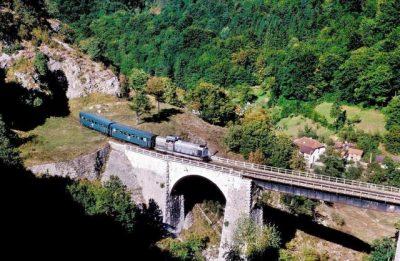 (cod 2402) Calea ferată Oraviţa-Anina