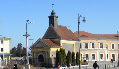 (cod 3868) Capela Sfintei Cruci