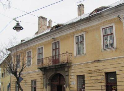 (cod 3872) Casa Carol și Michael Brukenthal
