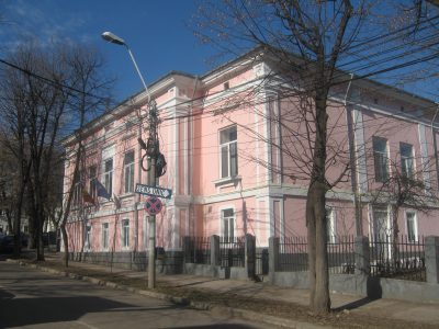 (COD 2024) – Casa Emil Racovita Iasi