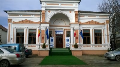 (cod 4201) Casa Ferhat din Focșani