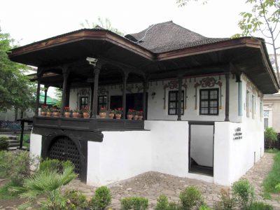 (cod 3711) Casa Hagi Prodan, Ploiești