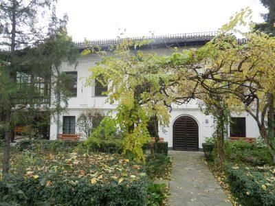 (cod 4096) Casa Melik din București (Muzeul Theodor Pallady)