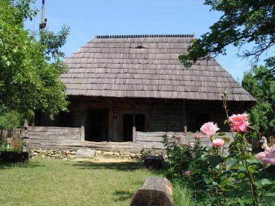 (cod 2610)  Casa Memorială Constantin Brâncuşi