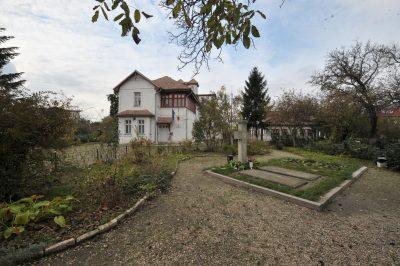 (cod 4098) Casa Memorială Tudor Arghezi
