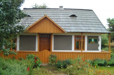 (COD 3049) – Casa Memoriala Eusebiu Camilar din Udesti Suceava