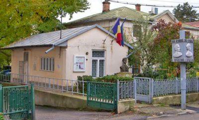 (COD 2036) – Casa Memoriala George Topîrceanu Iasi