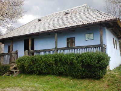 (cod 3141) Casa Memoriala Ion Șiugariu