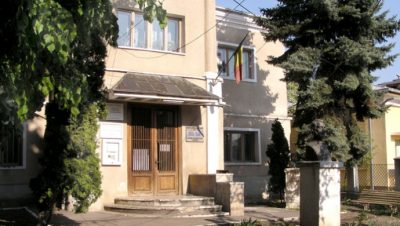 (COD 2032) – Casa Memoriala Nicolae Gane Iasi