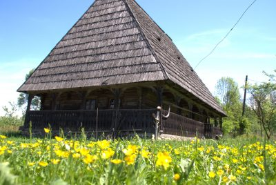 (cod 3143) Casa Muzeu llie Lazar