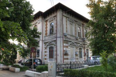 (cod 3918) Casa Plesnilă