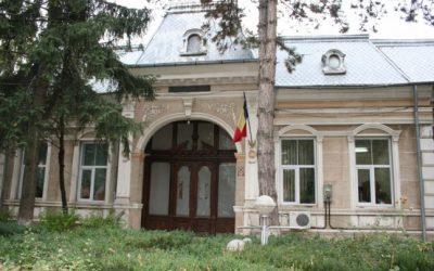 (cod 4208) Casa Stănescu din Focșani