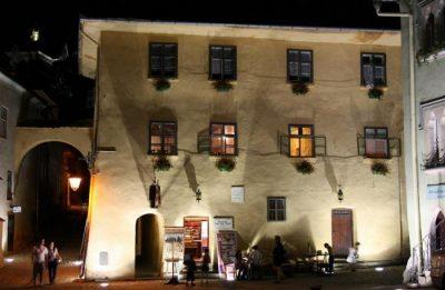 (cod 5916)  Casa lui Vlad Dracul – Sighişoara