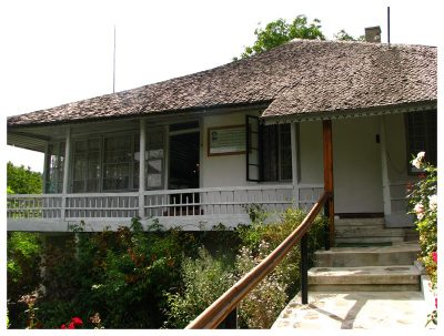 (cod 4205) Casa memorială Alexandru Vlahuță