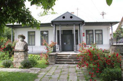 (cod 2750) Casa memorială Calistrat Hogaș