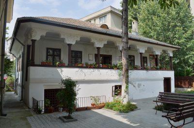 """(cod 3713) Casa Memoriala """"Ion Luca Caragiale"""""""