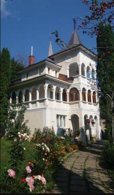 (cod 3145) Casa poetului Nicolae Steindhardt, Mănăstirea Rohia