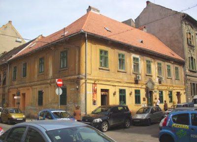 (cod 6100)Casa prinţului Eugeniu de Savoya -Timişoara