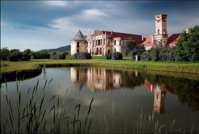 (cod 4845) Castelul Bánffy de la Bonțida