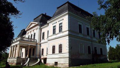 (cod 4846) Castelul Bánffy de la Răscruci