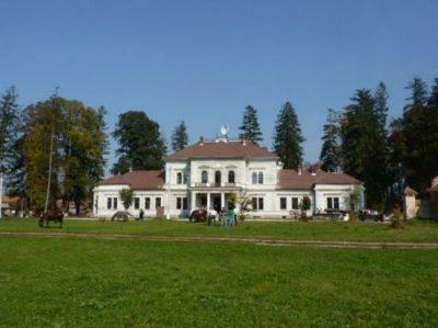 (cod 3386)  Castelul Beldy Ladislau, Budila