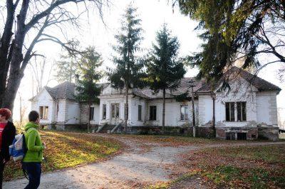 (cod 3388) Castelul Kelemen Mikeș, Budila