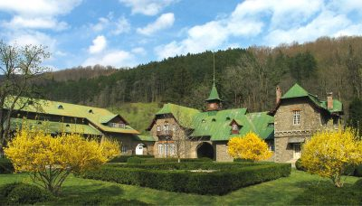 (cod 3718)  Castelul Martha Bibescu
