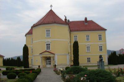 (cod 2307) Castelul Metropolitan din Blaj