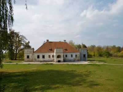 (COD 3322)  Castelul Nemeș, Budila