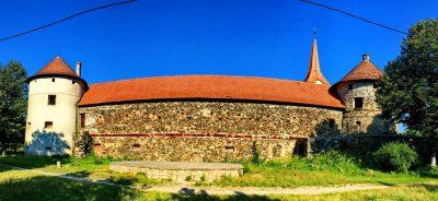 (cod 3389) Castelul Sukosd- Bethlen,Racoș