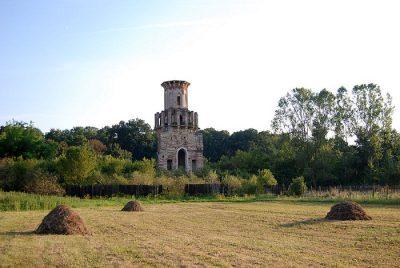 (cod 4850) Castelul Teleki din Luna de Jos