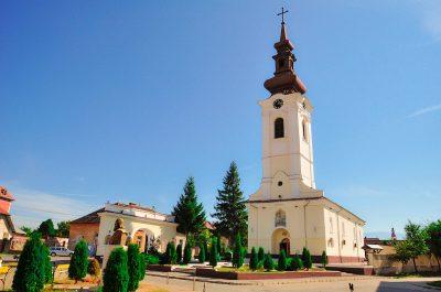 (cod 2434) Catedrala Istorică Sfântul Gheorghe, Caransebeș