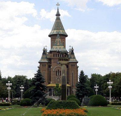 (cod 6108) Catedrala Mitropolitană din Timişoara
