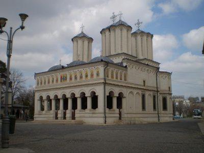 (cod 4101) Catedrala Patriarhală din București