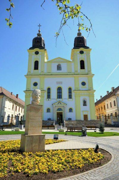 (cod 2303) Catedrala Sfânta Treime- Blaj