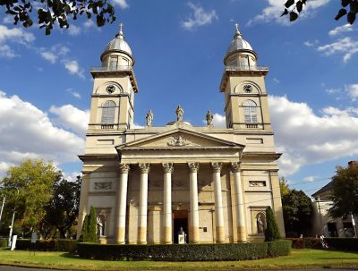 (cod 6050)  Catedrala romano catolică, Satu Mare