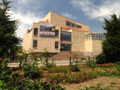 (cod 6640) Centrul Muzeal Ecoturistic Delta Dunarii