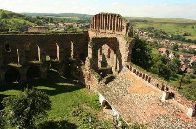 (cod 3886) Cetatea Ţărănească din Slimnic