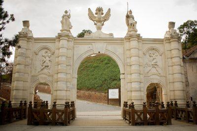 (cod 2308) Cetatea Bastionară Alba-Carolina