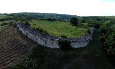 (cod 4859) Cetatea Dăbâca