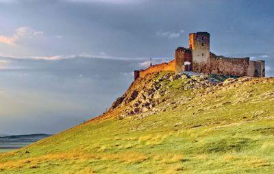 (cod 6646) Cetatea Enisala