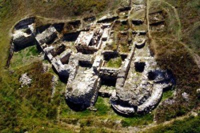 (cod 6649) Cetatea Halmyris
