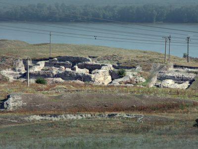 (cod 6647) Cetatea Noviodunum