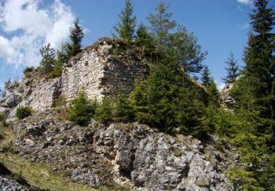 (cod 4507) Cetatea Oratia