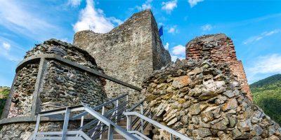 (cod 4508) Cetatea Poenari
