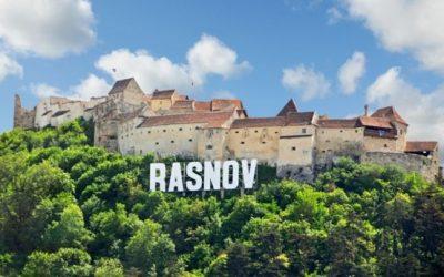 (COD 3329) Cetatea Râşnov