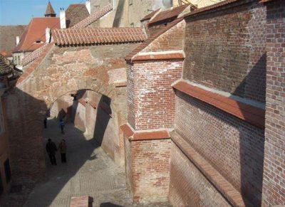 (cod 3885) Cetatea Sibiului