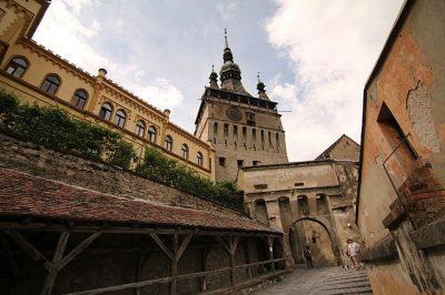 (cod 5925) Cetatea medievală din Sighişoara