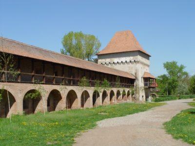 (cod 5926) Cetatea medievală din Târgu Mureş