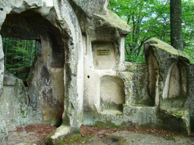 (cod 4705) Chiliile rupestre Aluniş